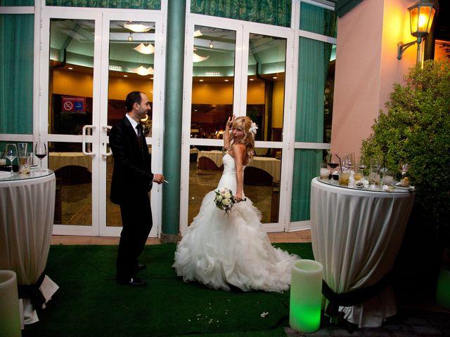 La boda de Sandra y Víctor en Ribaforada, Navarra 1