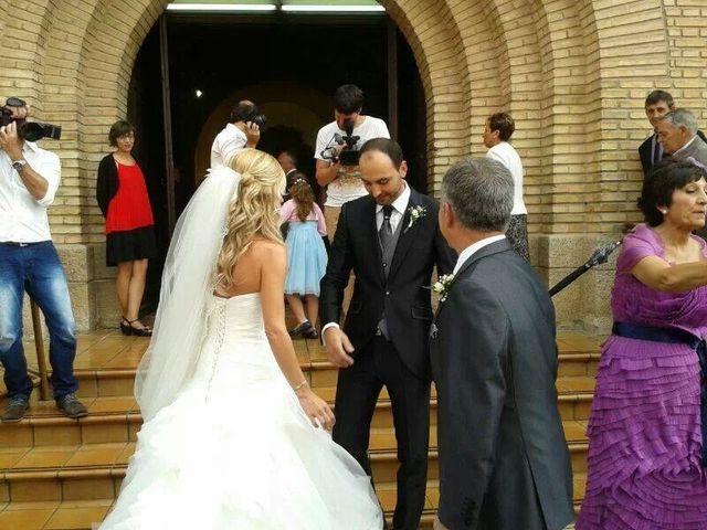 La boda de Sandra y Víctor en Ribaforada, Navarra 22
