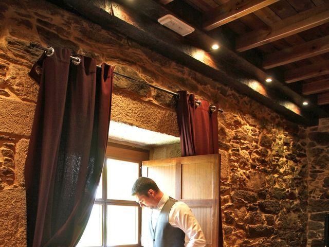 La boda de Nahum y Goretti en Prado (Lalin), Pontevedra 6