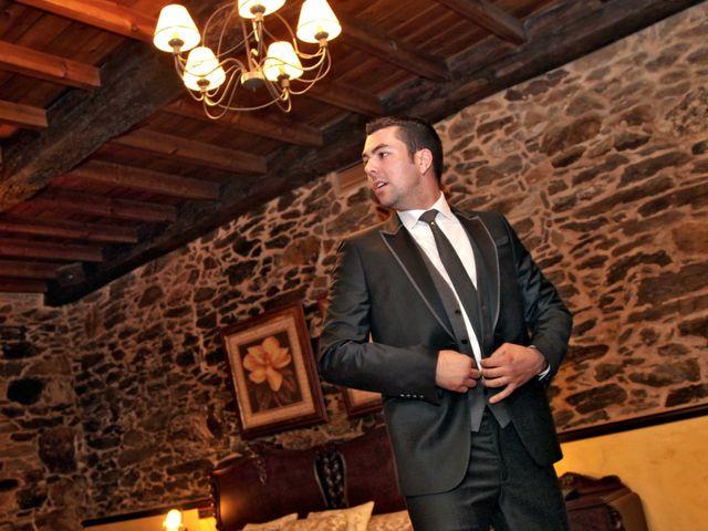 La boda de Nahum y Goretti en Prado (Lalin), Pontevedra 2