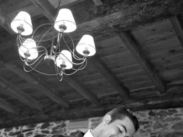 La boda de Nahum y Goretti en Prado (Lalin), Pontevedra 9