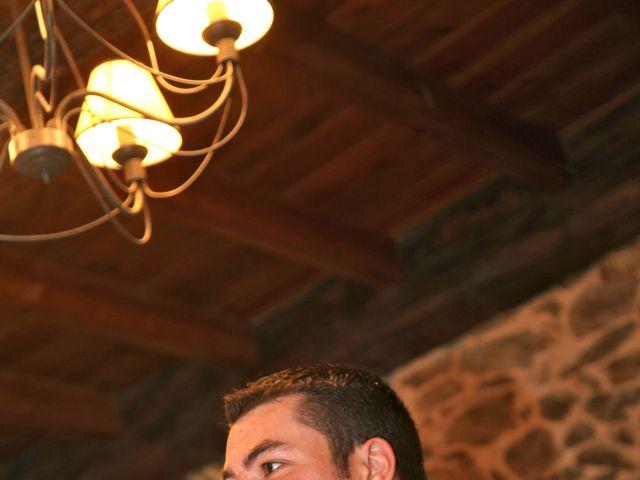 La boda de Nahum y Goretti en Prado (Lalin), Pontevedra 10