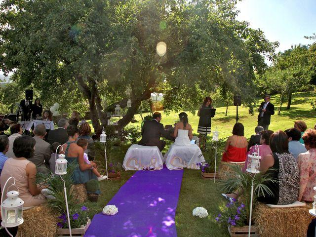 La boda de Nahum y Goretti en Prado (Lalin), Pontevedra 22