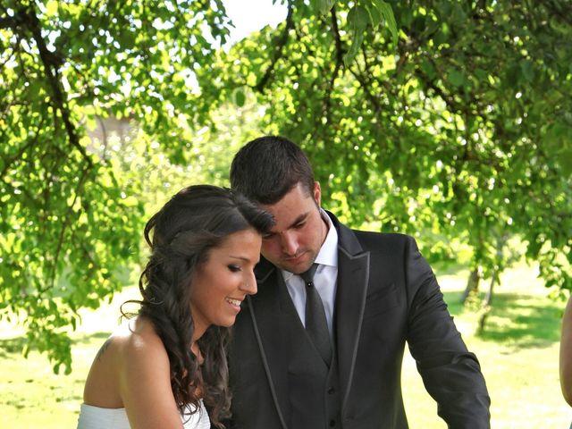 La boda de Nahum y Goretti en Prado (Lalin), Pontevedra 25