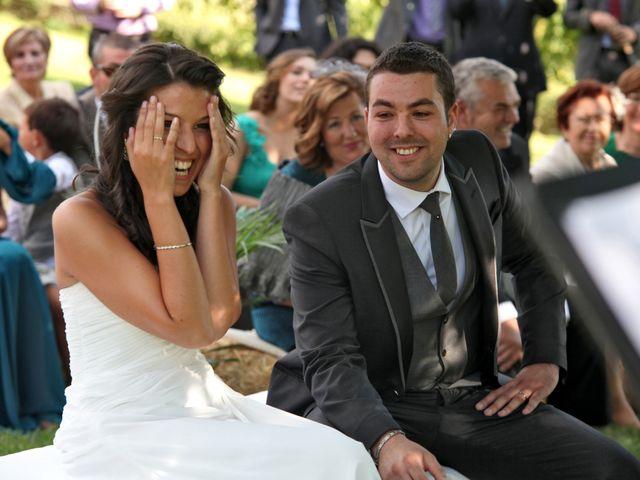 La boda de Nahum y Goretti en Prado (Lalin), Pontevedra 28