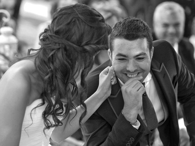 La boda de Nahum y Goretti en Prado (Lalin), Pontevedra 30