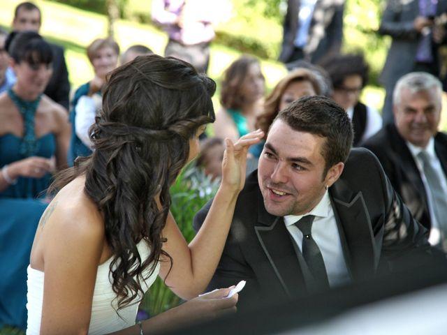La boda de Nahum y Goretti en Prado (Lalin), Pontevedra 36