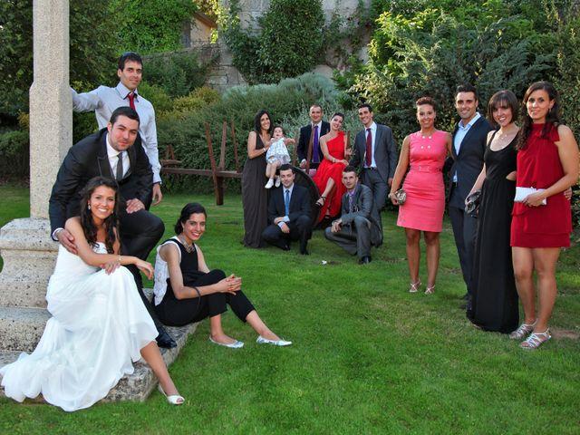 La boda de Nahum y Goretti en Prado (Lalin), Pontevedra 45