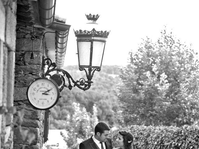 La boda de Nahum y Goretti en Prado (Lalin), Pontevedra 52