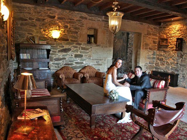 La boda de Nahum y Goretti en Prado (Lalin), Pontevedra 59