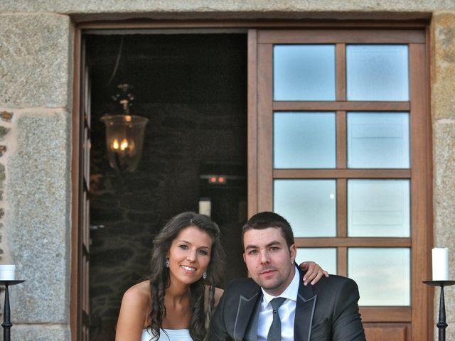 La boda de Nahum y Goretti en Prado (Lalin), Pontevedra 60