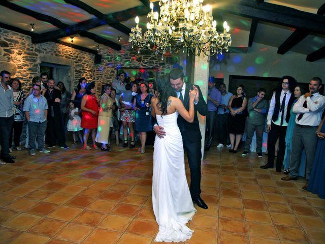 La boda de Nahum y Goretti en Prado (Lalin), Pontevedra 76