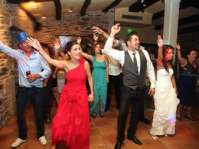 La boda de Nahum y Goretti en Prado (Lalin), Pontevedra 80
