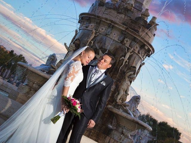 La boda de Marta y Mariano