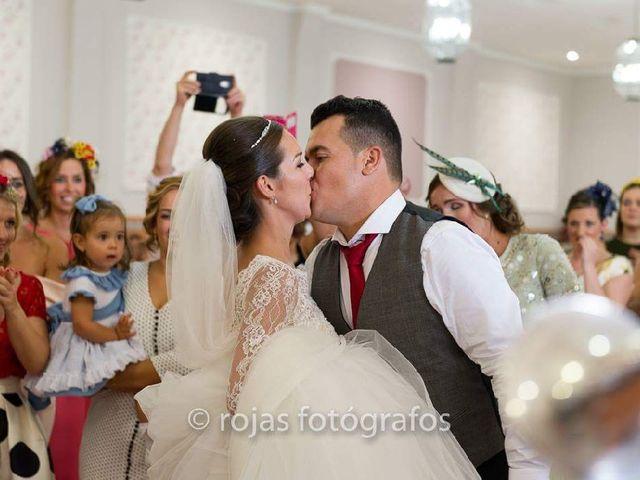 La boda de Jose manuel  y Maria Teresa  en Herrera, Sevilla 1