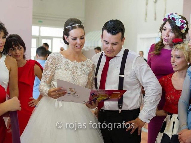 La boda de Jose manuel  y Maria Teresa  en Herrera, Sevilla 2