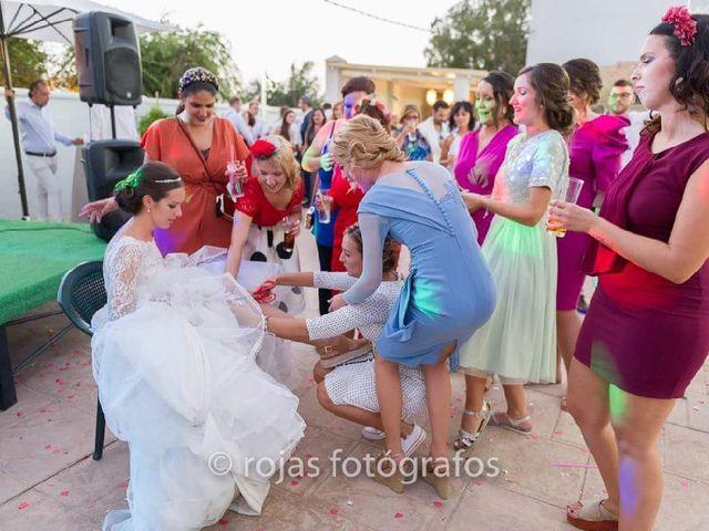 La boda de Jose manuel  y Maria Teresa  en Herrera, Sevilla 3