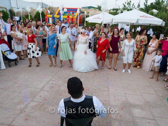 La boda de Jose manuel  y Maria Teresa  en Herrera, Sevilla 4