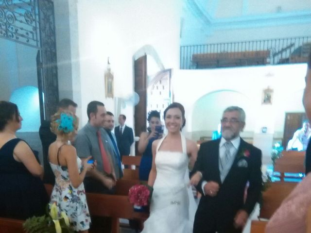 La boda de Sergio y Pilar en Miguel Esteban, Toledo 2