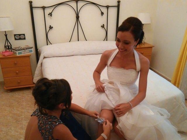 La boda de Sergio y Pilar en Miguel Esteban, Toledo 3
