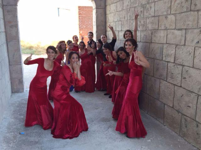 La boda de Sergio y Pilar en Miguel Esteban, Toledo 5