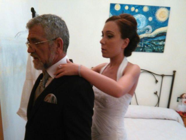 La boda de Sergio y Pilar en Miguel Esteban, Toledo 8