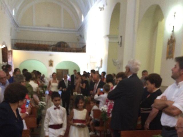 La boda de Sergio y Pilar en Miguel Esteban, Toledo 10
