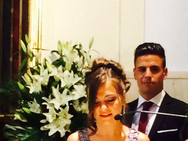 La boda de Sergio y Pilar en Miguel Esteban, Toledo 12