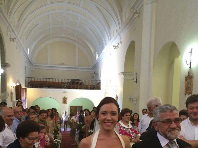 La boda de Sergio y Pilar en Miguel Esteban, Toledo 14