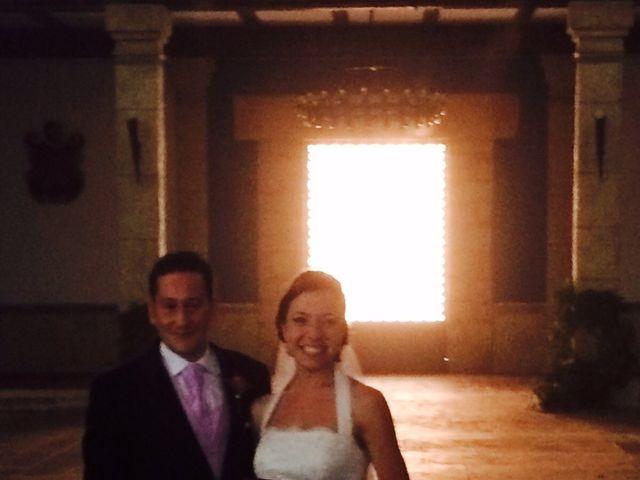 La boda de Sergio y Pilar en Miguel Esteban, Toledo 16