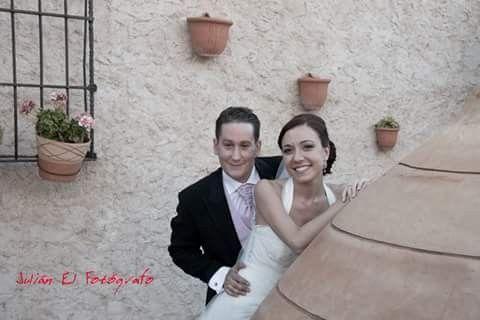 La boda de Sergio y Pilar en Miguel Esteban, Toledo 22