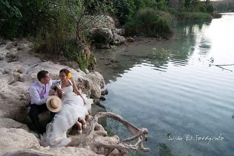 La boda de Sergio y Pilar en Miguel Esteban, Toledo 25