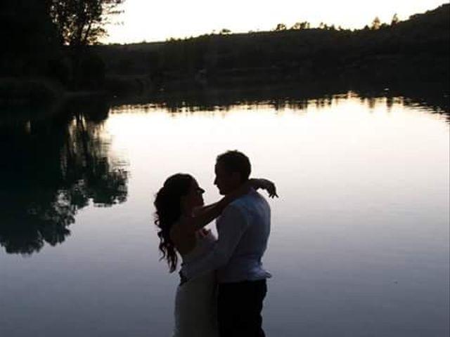La boda de Sergio y Pilar en Miguel Esteban, Toledo 26