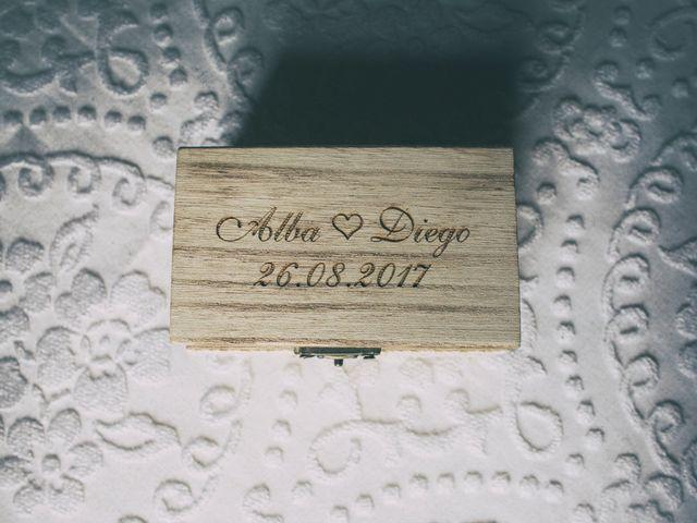 La boda de Diego y Alba en Cela (Cambre), A Coruña 19