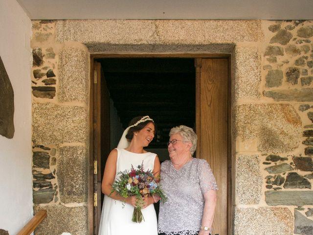 La boda de Diego y Alba en Cela (Cambre), A Coruña 30