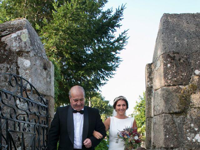 La boda de Diego y Alba en Cela (Cambre), A Coruña 35