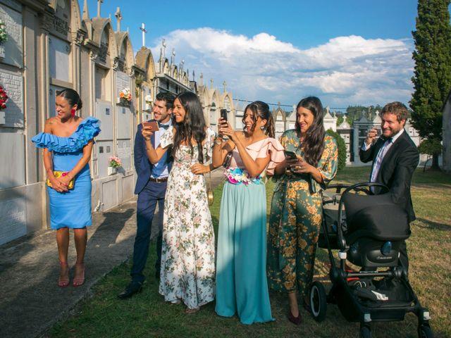 La boda de Diego y Alba en Cela (Cambre), A Coruña 36