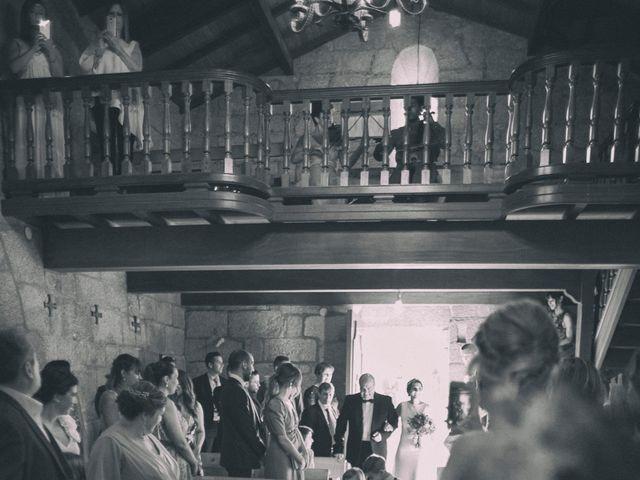 La boda de Diego y Alba en Cela (Cambre), A Coruña 38