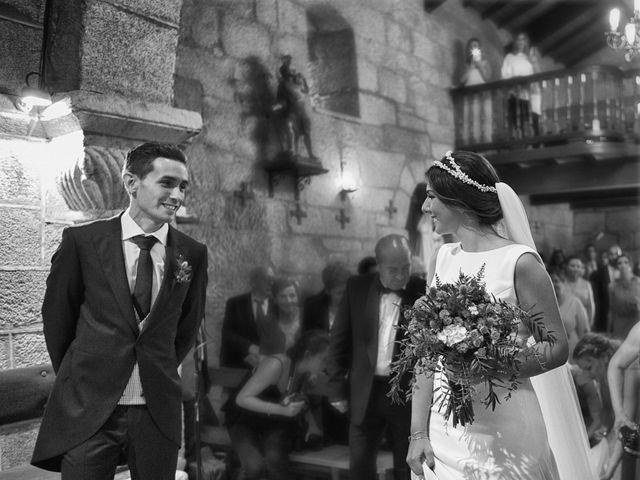 La boda de Diego y Alba en Cela (Cambre), A Coruña 39