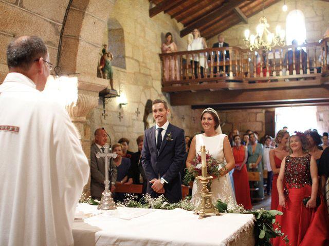La boda de Diego y Alba en Cela (Cambre), A Coruña 42