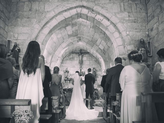 La boda de Diego y Alba en Cela (Cambre), A Coruña 47
