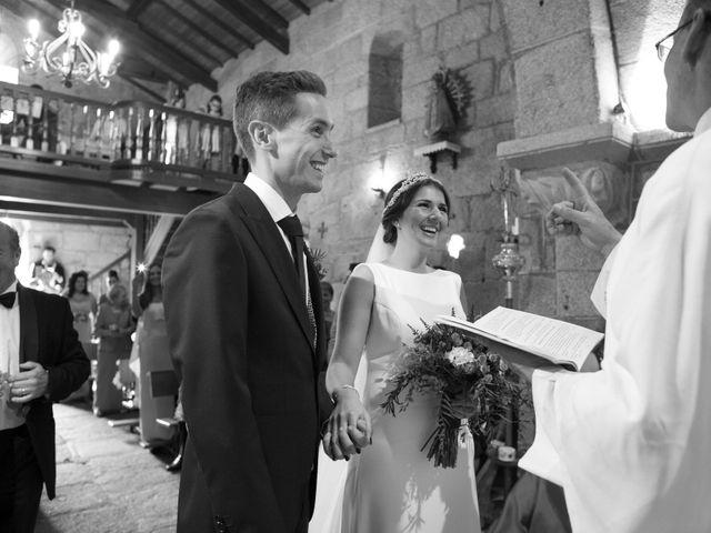 La boda de Diego y Alba en Cela (Cambre), A Coruña 49