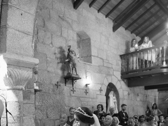 La boda de Diego y Alba en Cela (Cambre), A Coruña 54