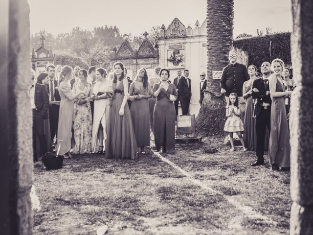 La boda de Diego y Alba en Cela (Cambre), A Coruña 58