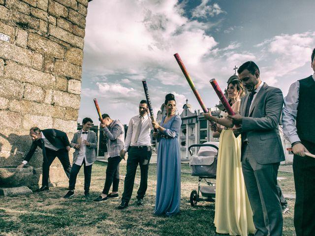 La boda de Diego y Alba en Cela (Cambre), A Coruña 59
