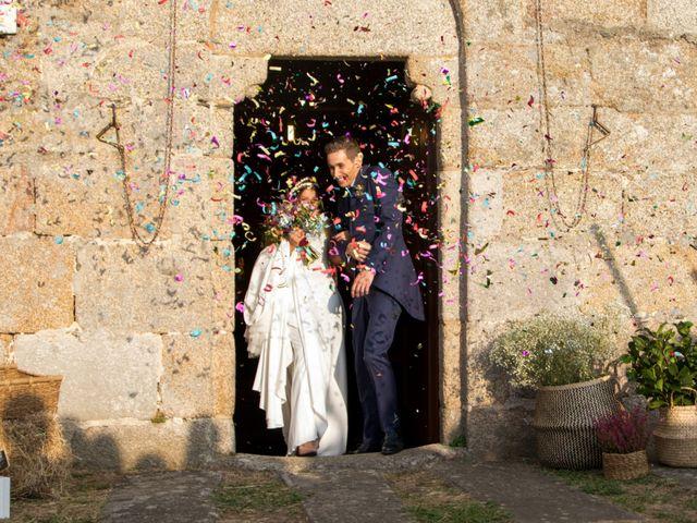 La boda de Diego y Alba en Cela (Cambre), A Coruña 60
