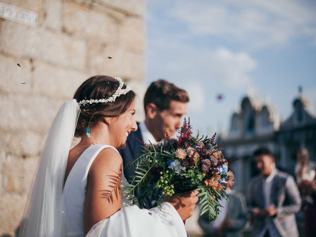 La boda de Diego y Alba en Cela (Cambre), A Coruña 62