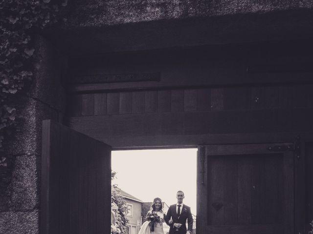 La boda de Diego y Alba en Cela (Cambre), A Coruña 75