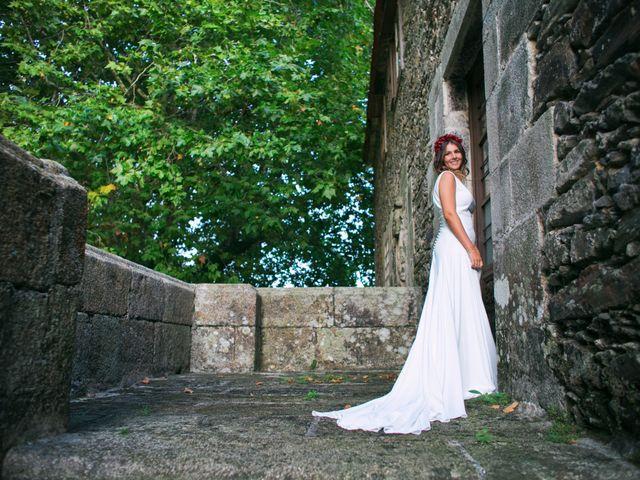 La boda de Diego y Alba en Cela (Cambre), A Coruña 2
