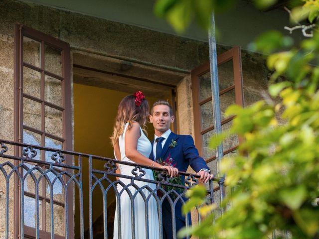 La boda de Diego y Alba en Cela (Cambre), A Coruña 81